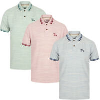 New Mens Tokyo Laundry Newburg Collared Short Sleeve Pique Polo Shirt Size S-XL