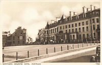 Rare Vintage Postcard Northern Counties Hotel, Portrush, N.Ireland Unposted.