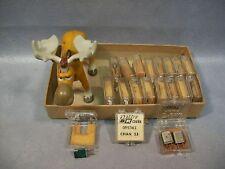 Vintage Ham Radio Crystals B&K Cobra Lot of 27