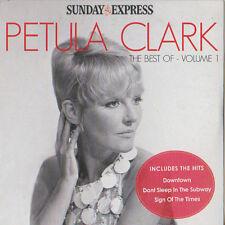 THE BEST OF PETULA CLARK VOL 1 PROMO CD ALBUM