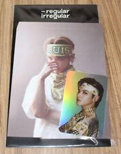 NCT 127 Regular-Irregular SMTOWN GIFTSHOP GOODS TAEYONG HOLOGRAM PHOTO CARD SET