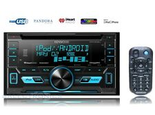Kenwood DPX-302U Double Dual-DIN Car AM/FM *USB* CD MP3 Stereo 2-DIN Receiver