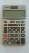 Casio JF-100MS Desk Calculator 10 Digit Two Way Power