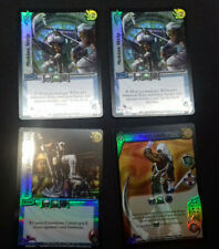 UFS Foil Cards x4 - Soul Calibur - Zasalamel 2, Diminishing Returns, 2 Mobius st