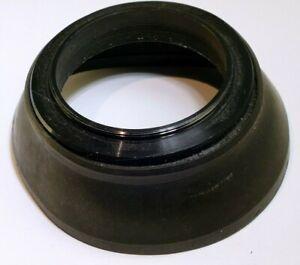 45mm Rubber Rigid Lens Hood Shade for normal 5cm lenses series VI 6 threaded