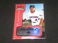 Baseball Cards Qualified Michael Choice Rookie Star Signed Autographed Certified Authentic Baseball Card Sports Mem, Cards & Fan Shop