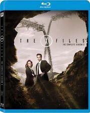 X-Files: The Complete Season 3 - 6 DISC SET (2015, REGION A Blu-ray New)