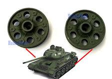 Henglong 3909 Metal Version Driving Wheels for 1/16 2.4G RC Tank TK-MDW3909 Set