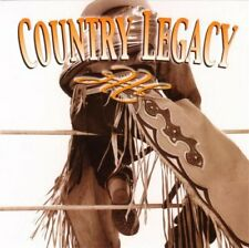 Various Artists - Country Legacy CD Free Shipping In Canada