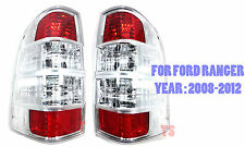Lh+Rh Rear Tail Light Lamp Genuine Fits Ford Ranger Pk Ute Thunder 06 07 09 11