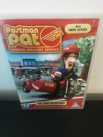 Postman Pat Special Delivery Service - Pat To The Rescue (DVD, 2009) Cert U
