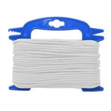 Seil Universalseil Allzweckseil Polypropylen 25 Meter x 4mm weiß Abspannseil