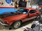 1969 Ford Mustang Mach 1 - 428 Cobra Jet R Code 4 Speed 1969 Ford Mustang Mach 1 R Code 428 CJ 4 Speed RARE Matching Private Collection