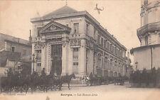 BOURGES les beaux-arts attelage timbrée 1903