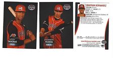COMPLETE 2017 HICKORY CRAWDADS TEAM SET MINOR LGE LOW A TEXAS RANGERS