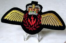 RCAF Royal Canadian Air Force Airborne Electronic Sensor Operator Wing Badge