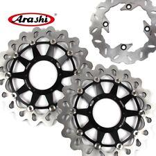 For Honda CBR1000RR 2008 - 2015 2009 2010 2011 Front Rear Brake Disc Disk Rotors