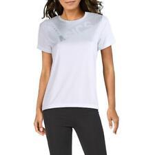 Tenis Asics Para Mujer Fitness Tee T-Shirt Atlético BHFO 3823