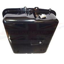New Gas Tank Fuel Tank MG MGB 1965-1969 w Baffles + Drain Black as Original