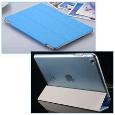 Coque Etui Housse Rigide PVC PU pour Tablette Apple iPad Air 1/3506