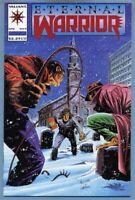 Eternal Warrior #9 (Apr 1993, Valiant) [1st Book of Geomancer] Mark Moretti