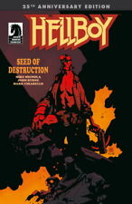 HELLBOY: Seed of Destruction #1 (25th Anniversary) - Dark Horse Comics