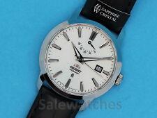 "ORIENT ""Curator"" FD0J004W Classic Auto Sapphire 41mm Watch FFD0J004W"