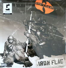 Wu-Tang Clan Iron Flag Sealed 180g Double Vinyl LP