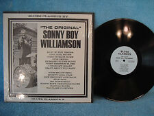The Original Sonny Boy Williamson, Blues Classic Records BC 9, 1965