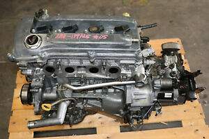 05-10 Scion Tc 2.4L Twin Cam 4 Cylinder Engine 2AZ 5 speed Manual Transmission
