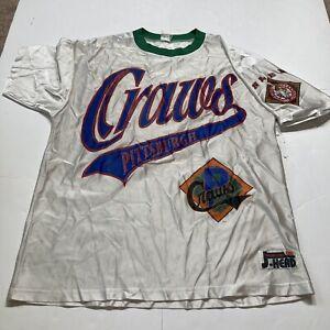 Negro League Pittsburgh Crawford Baseball Jersey/Shirt XXL Rare 1990s MLB
