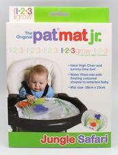 123 Grow Pat Mat Junior - Jungle Safari