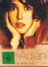 DVD-BOX NEU/OVP - Isabelle Adjani DVD Box Set - 4 Filme - Die Ohrfeige u.a.