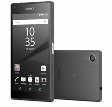 Sony Xperia Z5 Compact 32GB Unlocked Smartphone - Black