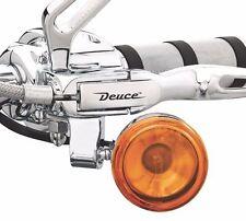 Original Harley-Davidson Blinker Montage KIT Vorne Chrom  *68266-03*