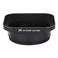 Pare-soleil Objectif Photo pour Fujifilm X100 X100S X100T X100F X70 / BK