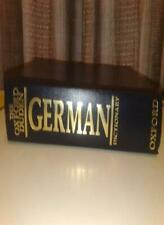 The Oxford-Duden German Dictionary: German-English/English-Germ .9780198641414