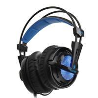 SADES Locust Plus gaming V7.1 Surround Headset USB Connection Windows 10 PC NEW