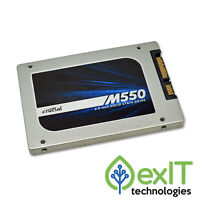 """Crucial M550 1TB SATA 6Gb/s 2.5"""" 7mm MLC NAND Solid State Drive (CT1024M550SSD1)"""
