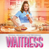 Original Broadway Cast Recording - Waitress [New CD]