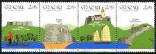 Macau Macao 1986 Festungen Fortresses Dschunke Schiffe Ship 562-6 MNH
