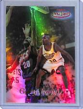 1998-99 Topps Gold Label Basketball Red #GL10 Gary Payton No 32 of 100