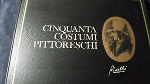 Bartolomeo Pinelli: Cinquanta costumi pittoreschi 1965