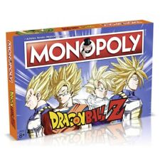 Jeu Monopoly - Dragon Ball Z - DBZ - Hasbro gaming -  en français - NEUF !