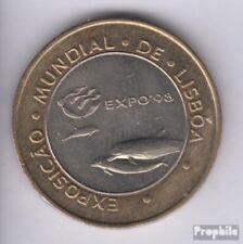 Portugal km-no. : 694 1997 Stgl./unzirkuliert Bimetall 1997 200 Escudos Delphine