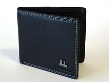 PIDENGBAO Faux Leather Bifold Wallet ~ Black ~ Pre-owned – Like-new Condition