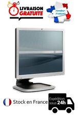 ECRAN MONITEUR PC ORDINATEUR TFT LCD 5/4 19 POUCES HP L1950 ETAT NEUF