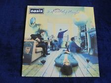 Oasis - Definitely Maybe 1994 UK DOUBLE VINYL LP CREATION 1st