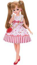 Licca-Chan dress LW-03 cherry Berry