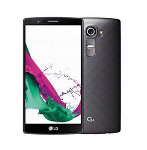 "Origianl LG G4 Unlocked Smartphone H810 VS986 H815 H818 3+32GB 16MP LTE 5.5"""